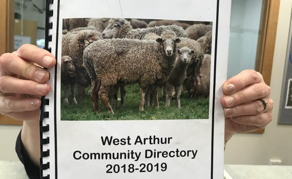 photo of West Arthur Community Directory